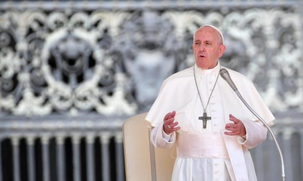 Pope Francis Approves Change to Lord's Prayer