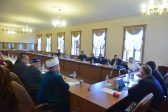 Interreligious Working Group for Humanitarian Aid to Syrian Population Holds its 8th Meeting