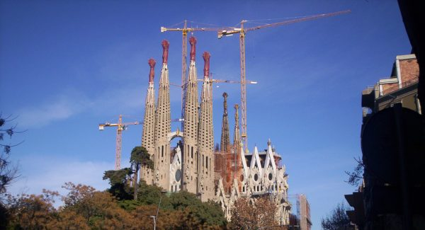 Barcelona's Sagrada Familia Given Building Licence after 137 Years