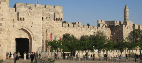 Future of Jerusalem's Christian Quarter 'Under Threat'