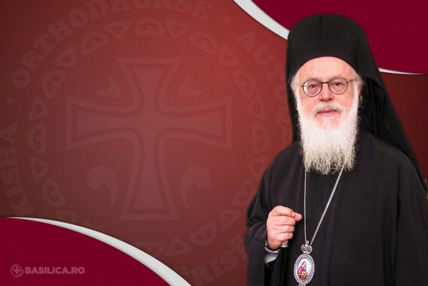 His Beatitude Albanian Arch. Anastasios Celebrates 27 Years of His Enthronement