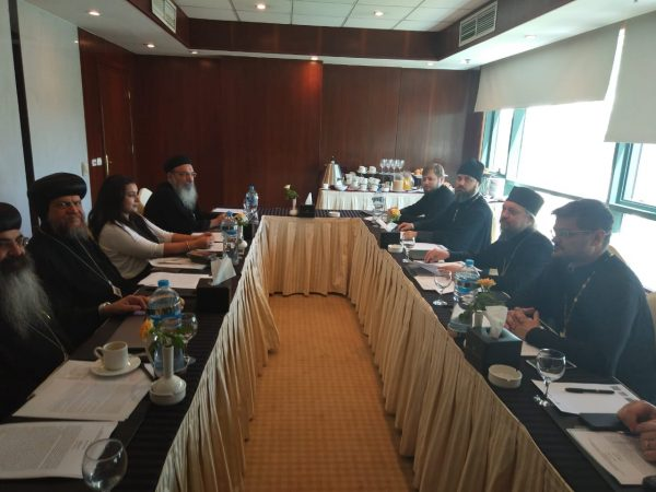 Commission for Dialogue between Russian Orthodox Church and Coptic Church Holds its 3rd Session