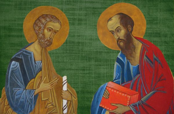 Saints Peter and Paul's Fast begins today