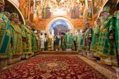 Сelebrations in Honor of St Onuphrius the Great Held at Kiev-Pechersk Lavra