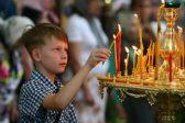 Leaving the Divine Liturgy as a Saint