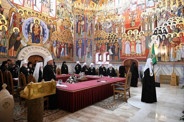 Statement of the Holy Synod of the Russian Orthodox Church on the Situation in Montenegro