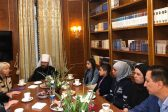Metropolitan Hilarion Meets with Syrian Children at Poznanie Charity in Moscow