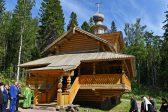 Patriarch Kirill Consecrates St. Seraphim of Sarov Church in Valaam
