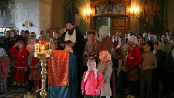 Over 60% of Russians Identify as Orthodox. 1 out of Every 6 is Atheist – Poll
