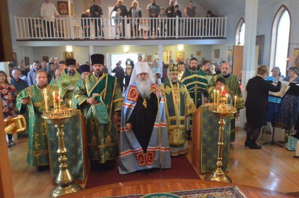Metropolitan Tikhon, Archbishop David to Preside at Alaska's 49th Annual St. Herman Pilgrimage August 7-9