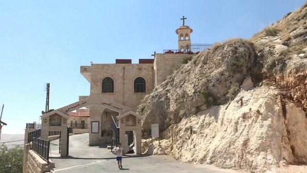 Orthodox Monastery Being Repaired, Expanded in Syrian city of Saidnaya (+ VIDEO)