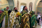 Moscow Representation of the OCA Celebrates Commemoration Day of St. Herman of Alaska