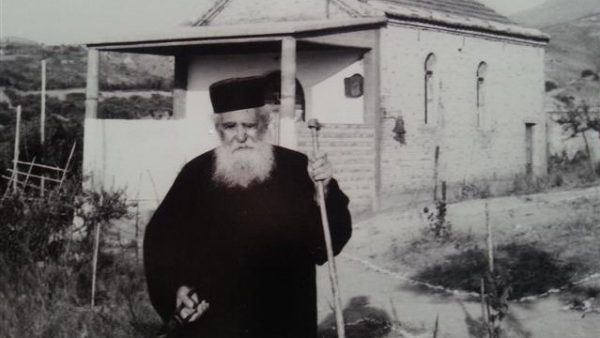 Greek Synod Proposes Elder Gervasios of Patras for Canonization