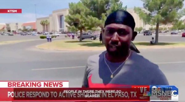 'I'm Not Worried About Myself, Just the Kids': Hero Stays Behind During El Paso Shooting to Carry Children to Safety