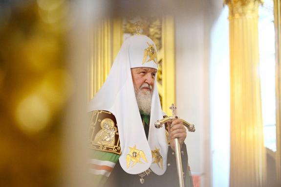 Patriarch Kirill Encourages Christians to Remember Their Faith in Daily Life