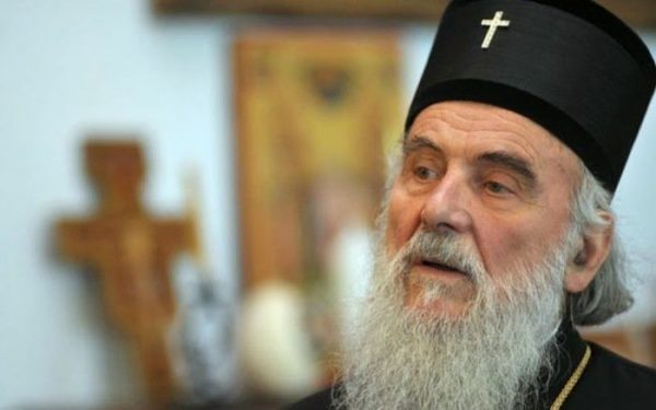 Patriarch Irinej of Serbia in Stable Condition after Being Urgently Admitted to Hospital