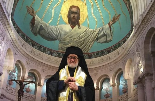 ROC Holy Synod Integrates Head of the Archdiocese of the Western European Parishes of Russian Tradition