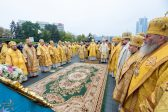 Celebrations Marking 30th Anniversary of Establishment of Belarusian Exarchate Take Place in Minsk