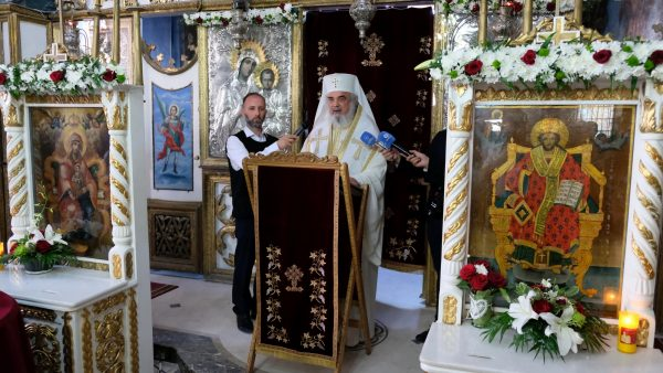 Patriarch Daniel: God Helps Us to Transform the Cross of Suffering into Victory