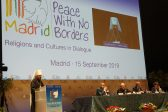 Metropolitan Hilarion Speaks at Opening of Interreligious Forum in Madrid