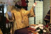 Metropolitan Antony Celebrates Liturgy at Ss. Peter and Paul Parish in Hong Kong