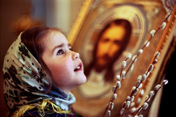Triumph of Orthodoxy. How to Discuss Icons with Kids