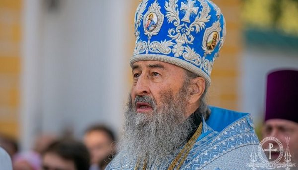 His Beatitude Metropolitan Onuphry: Any Person Can Become a Saint