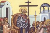 Today the Orthodox Church Celebrates the Elevation of the Precious Cross