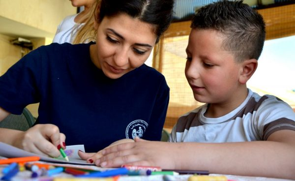 International Orthodox Christian Charities Launches Campaign for Children's Programs in Syria