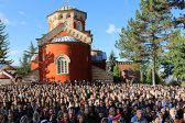 Serbian Church Holds Main Celebration for 800th Anniversary of Autocephaly