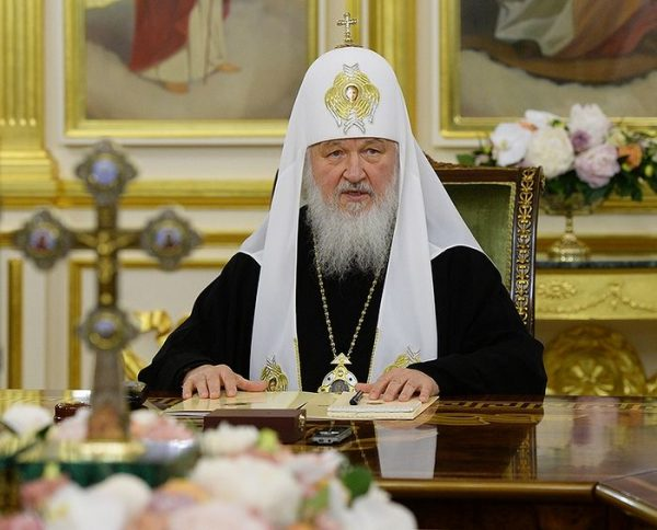 Holy Synod of Russian Church will Evaluate Greek Church's Decision on Ukraine at Fall Session