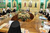Russian Holy Synod: We Will Stop Commemorating Greek Primate if He Begins to Commemorate or Recognize Schismatics