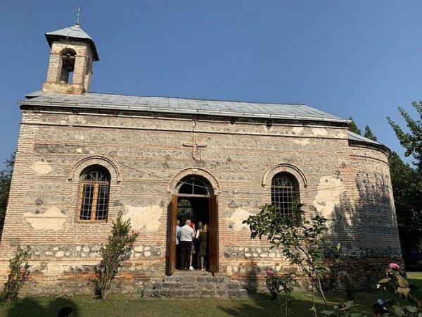 Liturgy Served in Georgian Church in Azerbaijan for First Time in 100 Years