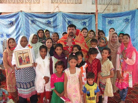 Film on Orthodoxy in Pakistan to Come out in Moscow