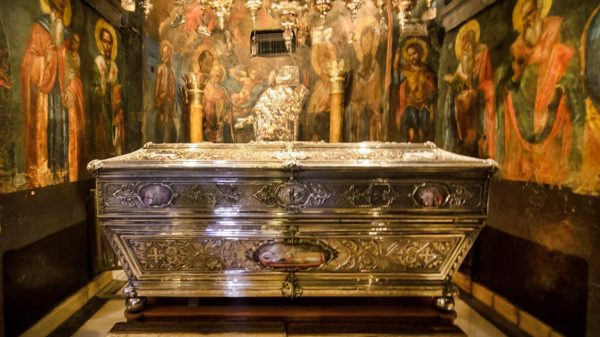 Relics of St Spyridon to be Brought to Bucharest this Saturday