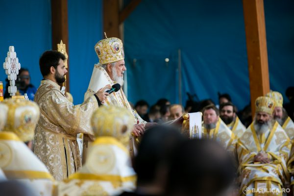 """Humility and courage, humility and hope,"" Romanian Patriarch urges on Feast of St Demetrios the New"