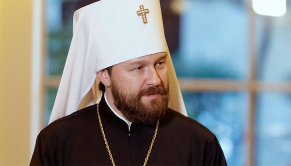Metropolitan Hilarion Tells about His Meeting with Phanar Hierarch