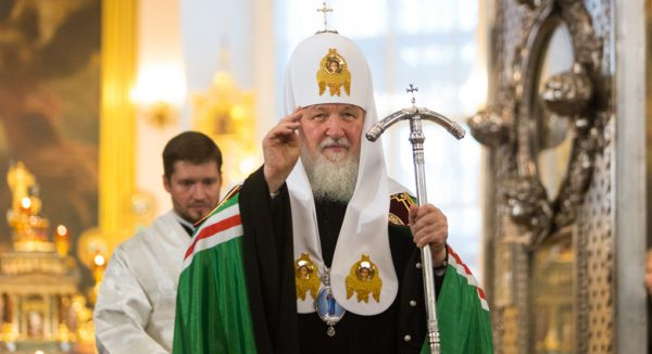 "Patriarch Kirill, ""Reunion between the Archdiocese of Russian Tradition Parishes with the Mother Church Has Become Possible Thanks to Profound Changes in the Life of Russia and the Russian Church"""