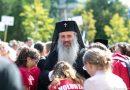 Metropolitan Teofan's Message for St Paraskeva's feast: Pilgrims Enjoy the Friendship, Prayer and Love of the Saints