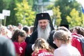 Metropolitan Teofan's Message for St Paraskeva's feast: Pilgrims Enjoy the Friendship, Prayer and Love of the Saints