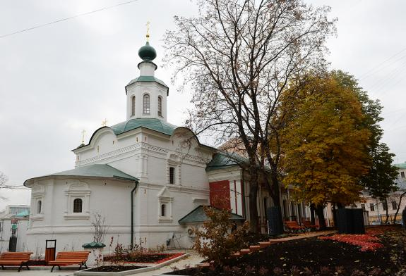 Kazan Icon in Moscow Church Streams Myrrh Four Times Since 2016
