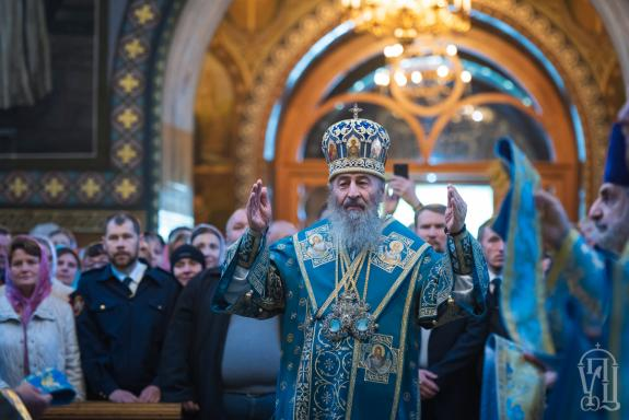"Metropolitan Onuphry: ""There Are No Hopeless Situations: the Holy Theotokos Will Always Help and Show the Way"""