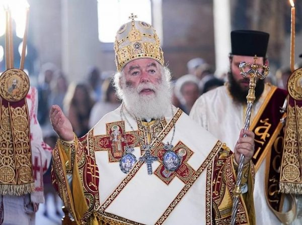 Patriarch Kirill To Cease Liturgical Commemoration of Patriarch of Alexandria