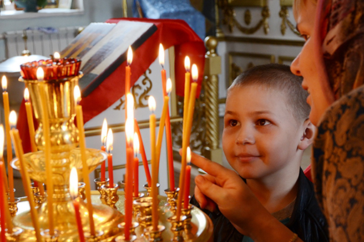 The Heart in Orthodox Spirtuality