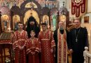 The First Archpastoral Visit by Bishop Irenei to the Belgian Capital