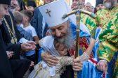 His Beatitude Metropolitan Onuphry Celebrates His 75th Birthday Today