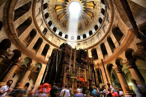 Holy Sepulchre in Jerusalem to Undergo Further Restoration