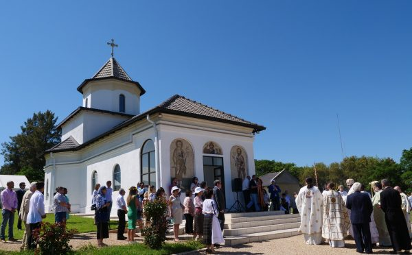 Patriarch Daniel's Message on the Consecration of a Romanian Church in South Africa