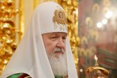 "Patriarch Kirill: ""Parishioners Should Better Stay at Home, but Priests Will Continue to Serve"""