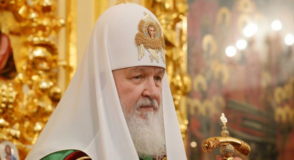 Patriarch Kirill Tests Negative for Coronavirus
